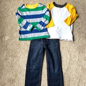 Toddler Boy Outfit Sz. 5T